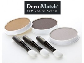 DermMatch Thin Hair Loss Thickening Concealer Applicator 40 Black