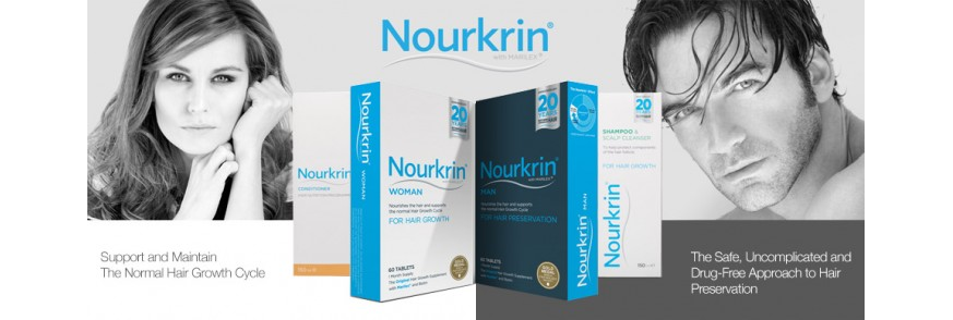 Nourkrin Shampoo & Conditioners