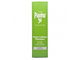 Plantur 39 Phyto-Caffeine Shampoo for coloured & stressed hair 250ml