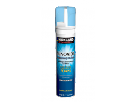 Kirkland Minoxidil 5% Foam 1 Month Supply