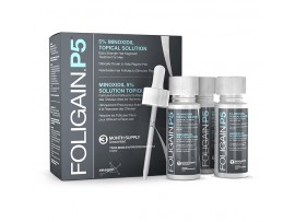 Foligain P5 5% Minoxidil 3 Months Supply