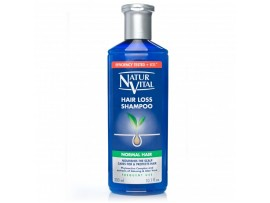 Naturvital Hair Loss Shampoo - Normal Hair - Aloe Vera & Vitamin V5 300ml