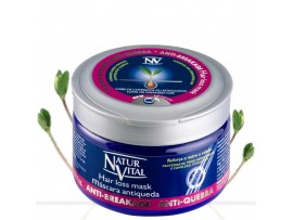 Naturvital Hairloss Intensive Mask 300ml - Strengthens and restructures