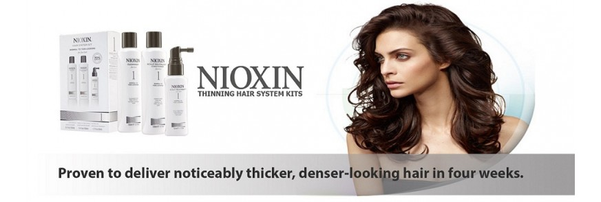 Nioxin Hair Care & Shampoo